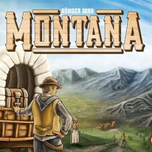 Buy Montana only at Bored Game Company.