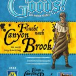 Buy Oh My Goods!: Escape to Canyon Brook only at Bored Game Company.