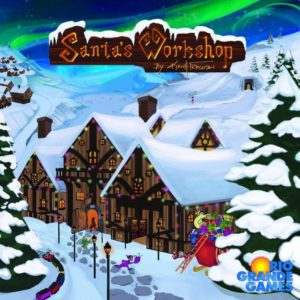 Buy Santa's Workshop only at Bored Game Company.