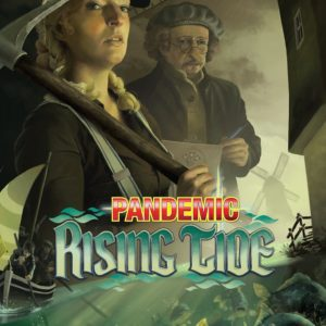 Buy Pandemic: Rising Tide only at Bored Game Company.