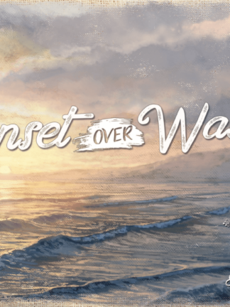 Buy Sunset Over Water only at Bored Game Company.