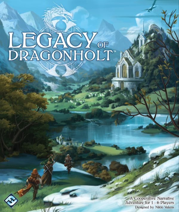 Buy Legacy of Dragonholt only at Bored Game Company.