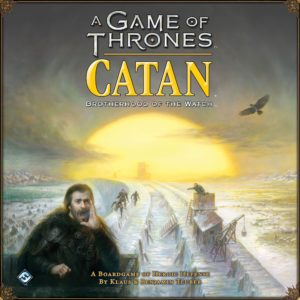 Buy A Game of Thrones: Catan – Brotherhood of the Watch only at Bored Game Company.