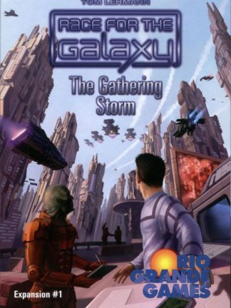 Buy Race for the Galaxy: The Gathering Storm only at Bored Game Company.