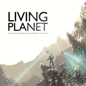 Buy Living Planet only at Bored Game Company.
