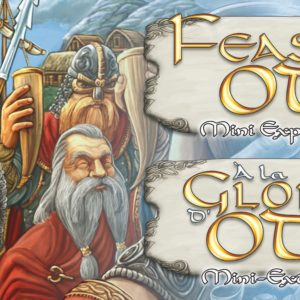Buy A Feast for Odin: Lofoten, Orkney, and Tierra del Fuego only at Bored Game Company.