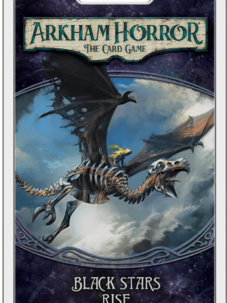 Buy Arkham Horror: The Card Game – Black Stars Rise: Mythos Pack only at Bored Game Company.
