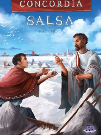 Buy Concordia: Salsa only at Bored Game Company.