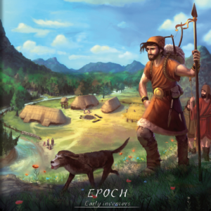 Buy Epoch: Early Inventors only at Bored Game Company.