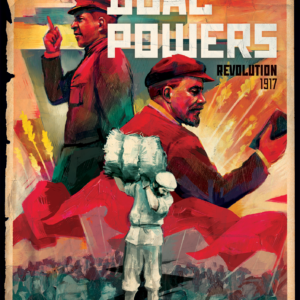 Buy Dual Powers: Revolution 1917 only at Bored Game Company.