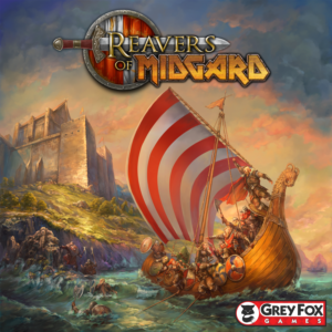 Buy Reavers of Midgard only at Bored Game Company.