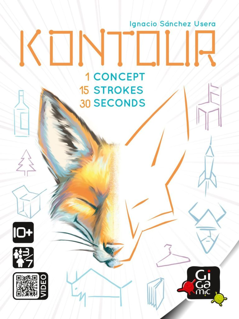 Buy Kontour only at Bored Game Company.