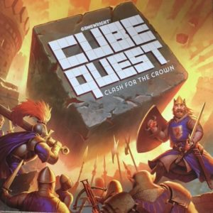 Buy Cube Quest only at Bored Game Company.