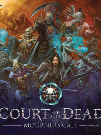 Buy Court of the Dead: Mourners Call only at Bored Game Company.