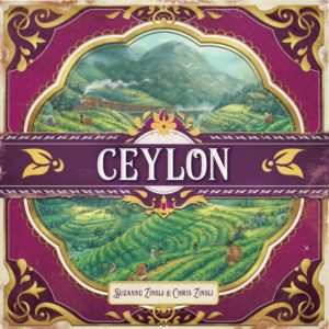 Buy Ceylon only at Bored Game Company.