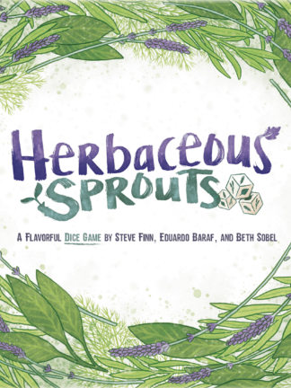 Buy Herbaceous Sprouts only at Bored Game Company.