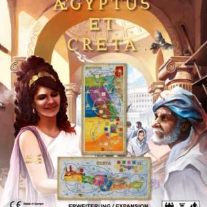 Buy Concordia: Aegyptus / Creta only at Bored Game Company.