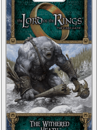 Buy The Lord of the Rings: The Card Game – The Withered Heath only at Bored Game Company.