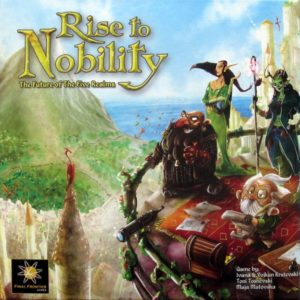 Buy Rise to Nobility only at Bored Game Company.