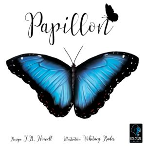 Buy Papillon only at Bored Game Company.