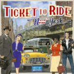 Buy Ticket to Ride: New York only at Bored Game Company.