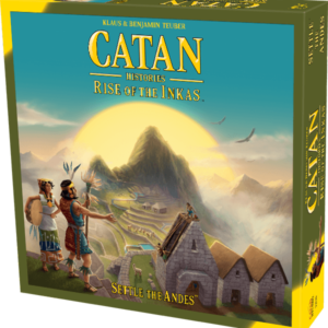 Buy Catan Histories: Rise of the Inkas only at Bored Game Company.