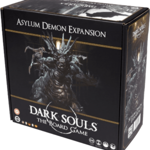Buy Dark Souls: The Board Game – Asylum Demon Expansion only at Bored Game Company.