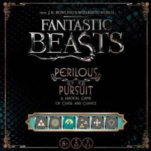 Buy Fantastic Beasts: Perilous Pursuit only at Bored Game Company.
