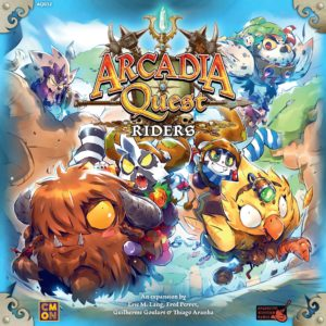 Buy Arcadia Quest: Riders only at Bored Game Company.