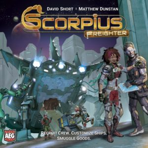 Buy Scorpius Freighter only at Bored Game Company.