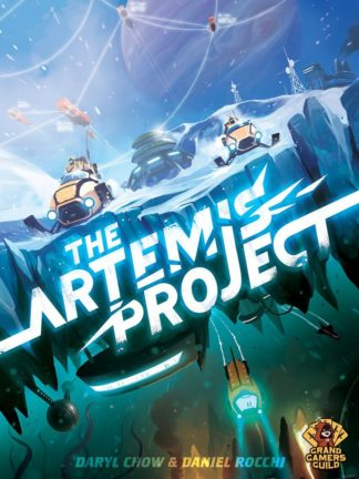 Buy The Artemis Project only at Bored Game Company.