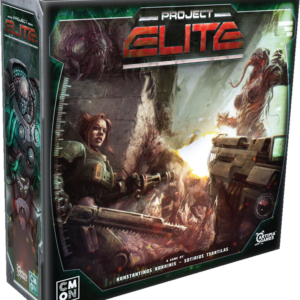 Buy Project: ELITE only at Bored Game Company.