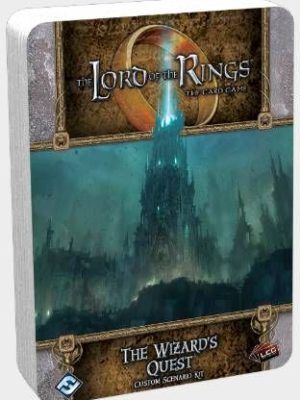 Buy The Lord of the Rings: The Card Game – The Wizard's Quest only at Bored Game Company.