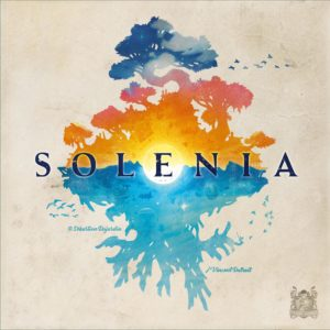 Buy Solenia only at Bored Game Company.