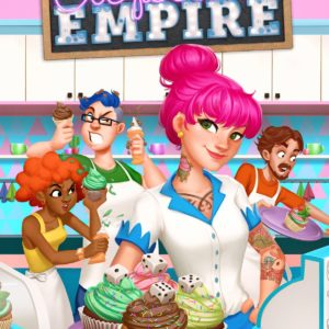 Buy Cupcake Empire only at Bored Game Company.