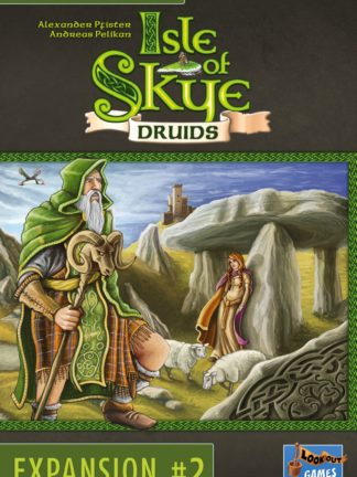 Buy Isle of Skye: Druids only at Bored Game Company.