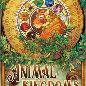 Buy Animal Kingdoms only at Bored Game Company.