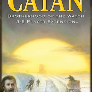 Buy A Game of Thrones: Catan – Brotherhood of the Watch: 5-6 Player Extension only at Bored Game Company.
