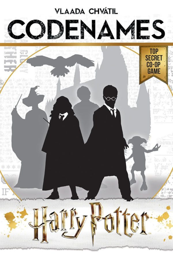 Buy Codenames: Harry Potter only at Bored Game Company.