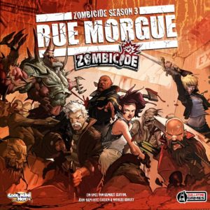 Buy Zombicide Season 3: Rue Morgue only at Bored Game Company.