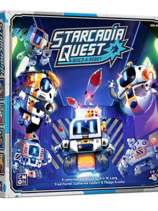 Buy Starcadia Quest: Build-a-Robot only at Bored Game Company.