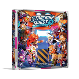 Buy Starcadia Quest: Showdown only at Bored Game Company.