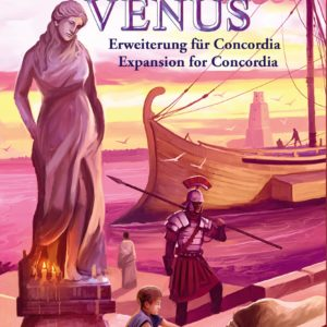 Buy Concordia: Venus (Expansion) only at Bored Game Company.