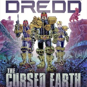 Buy Judge Dredd: The Cursed Earth only at Bored Game Company.