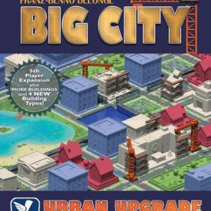 Buy Big City: 20th Anniversary Jumbo Edition – Urban Upgrade only at Bored Game Company.