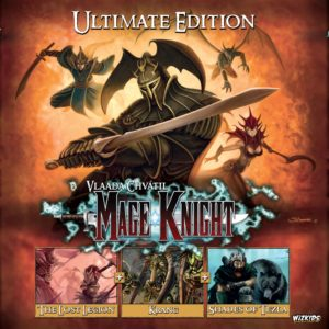 Buy Mage Knight: Ultimate Edition only at Bored Game Company.