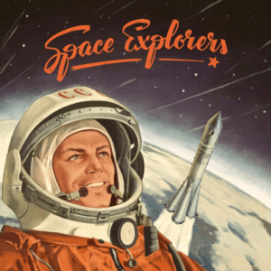 Buy Space Explorers only at Bored Game Company.