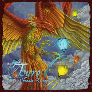 Buy Tsuro: Phoenix Rising only at Bored Game Company.