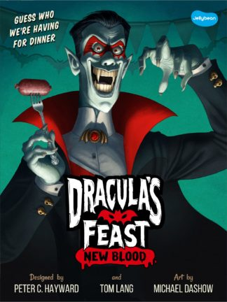 Buy Dracula's Feast: New Blood only at Bored Game Company.