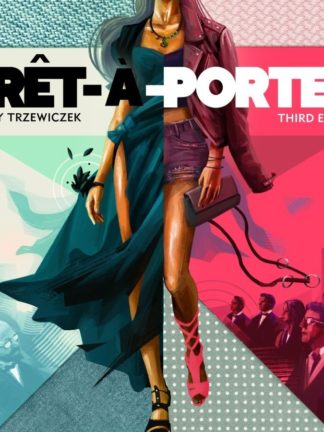 Buy Prêt-à-Porter only at Bored Game Company.